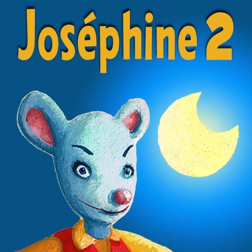 Joséphine, la Souris qui voulait croquer la Lune