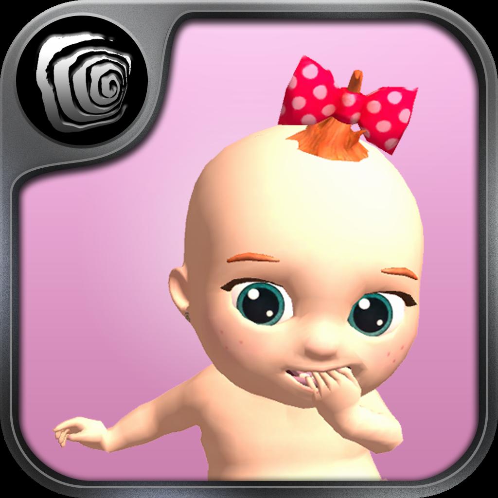 Talking Maxine The Baby icon