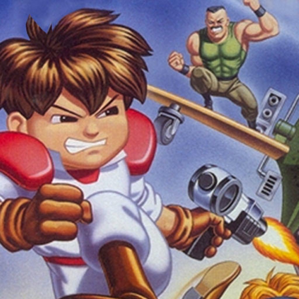 Gunstar Heroes (AppStore Link)
