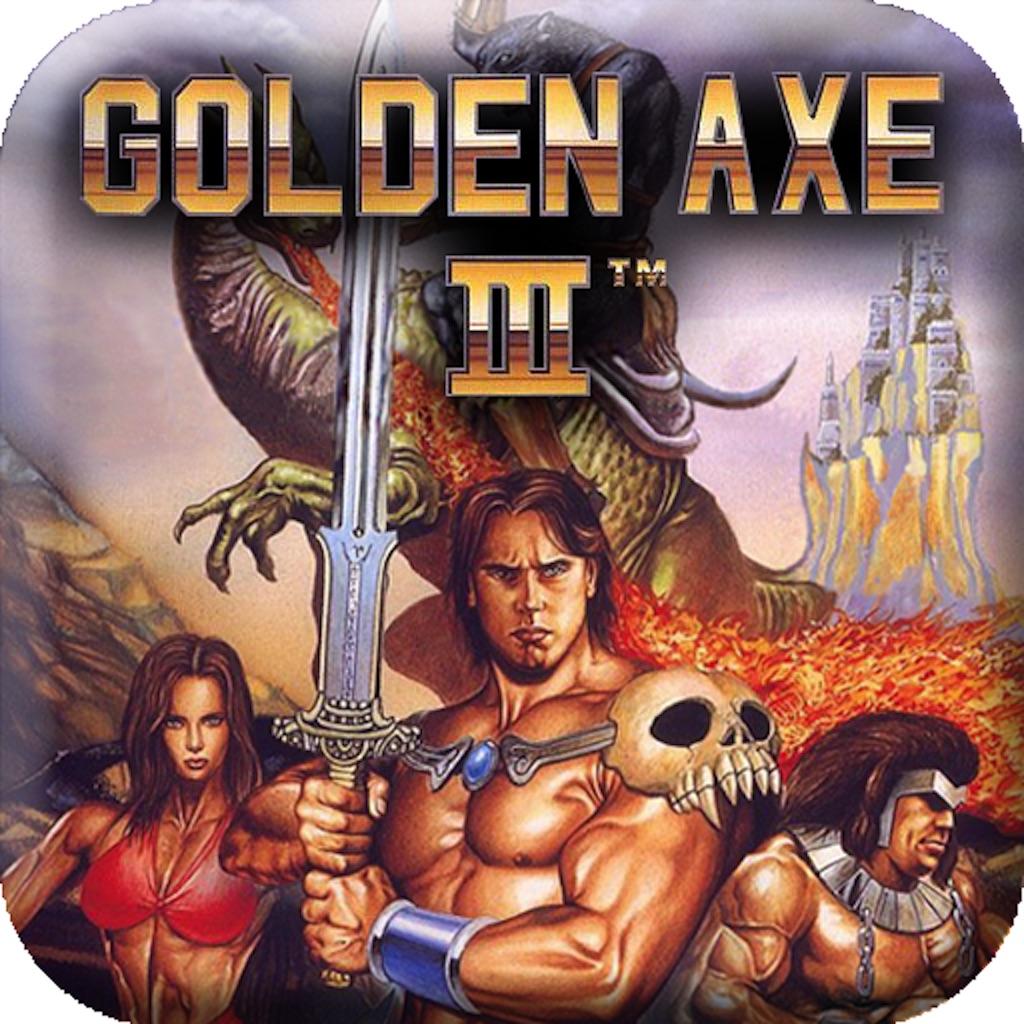 Golden Axe 3 (AppStore Link)