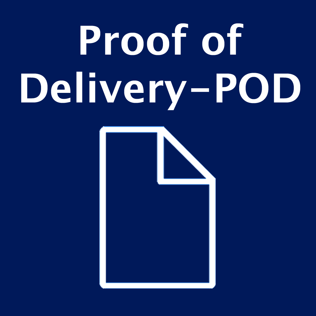 Easy Mobile Proof of Delivery – POD