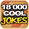18,000 COOL JOKES FREE for iPhone / iPad