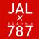 JALx787