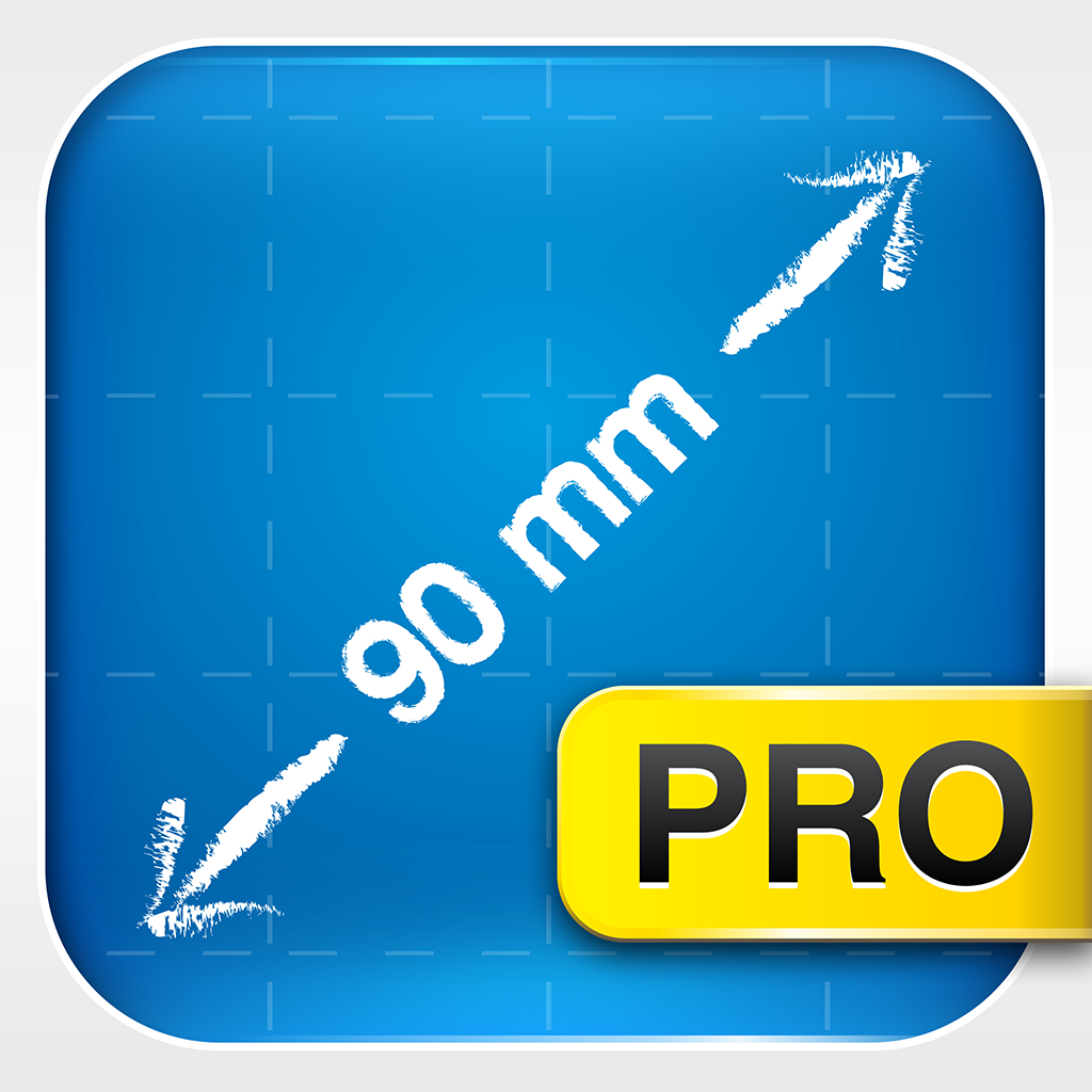 My Measures & Dimensions PRO (AppStore Link)