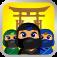 Ninja Temple : Run of the Fierce Dragons Clan HD (formerly Brave)