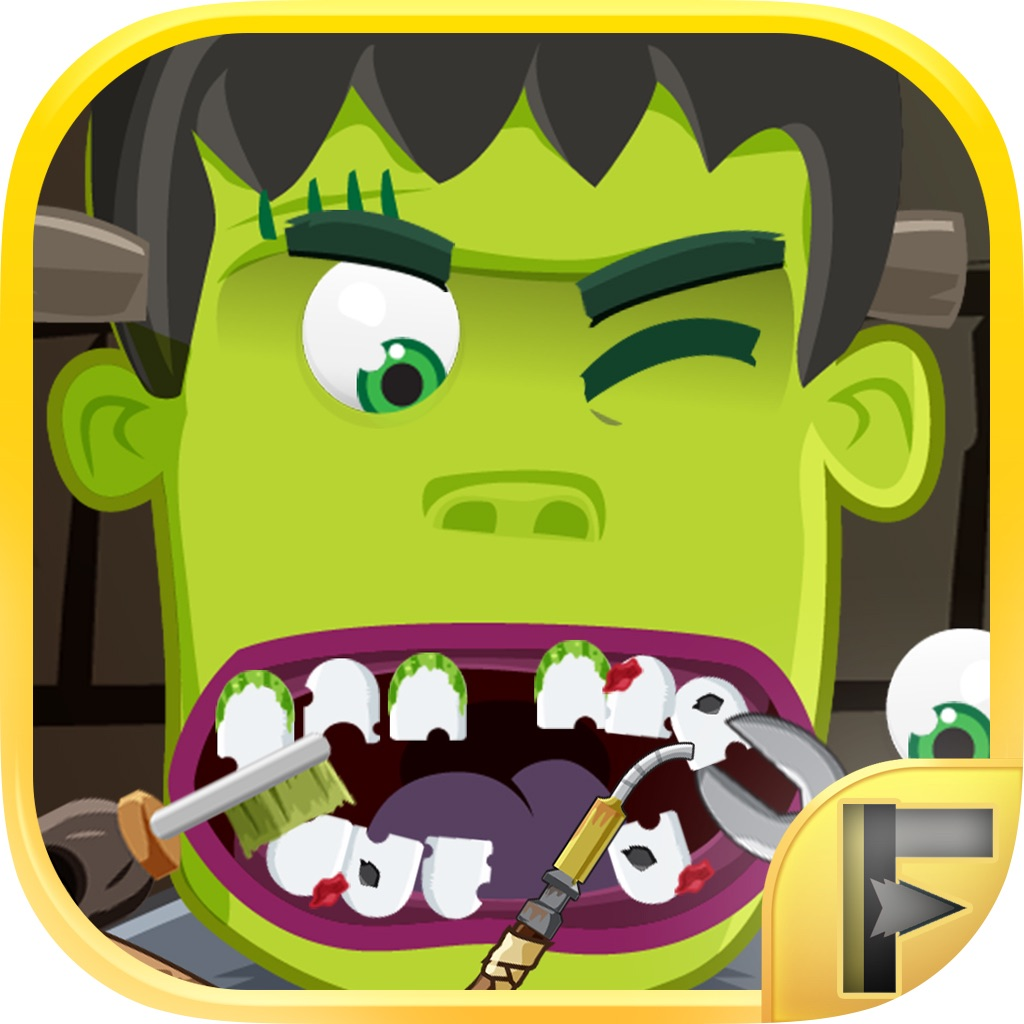 Monster Dentist Surgery Adventure – Free Kids Doctor Games