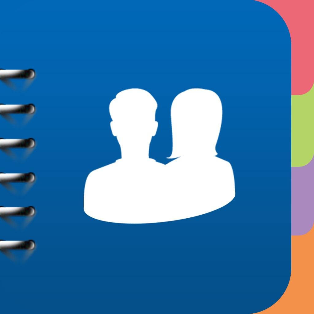 連絡先グループ管理 Contacts Assist+ (アドレス帳/メール/メッセージ/よく使う項目/整理)