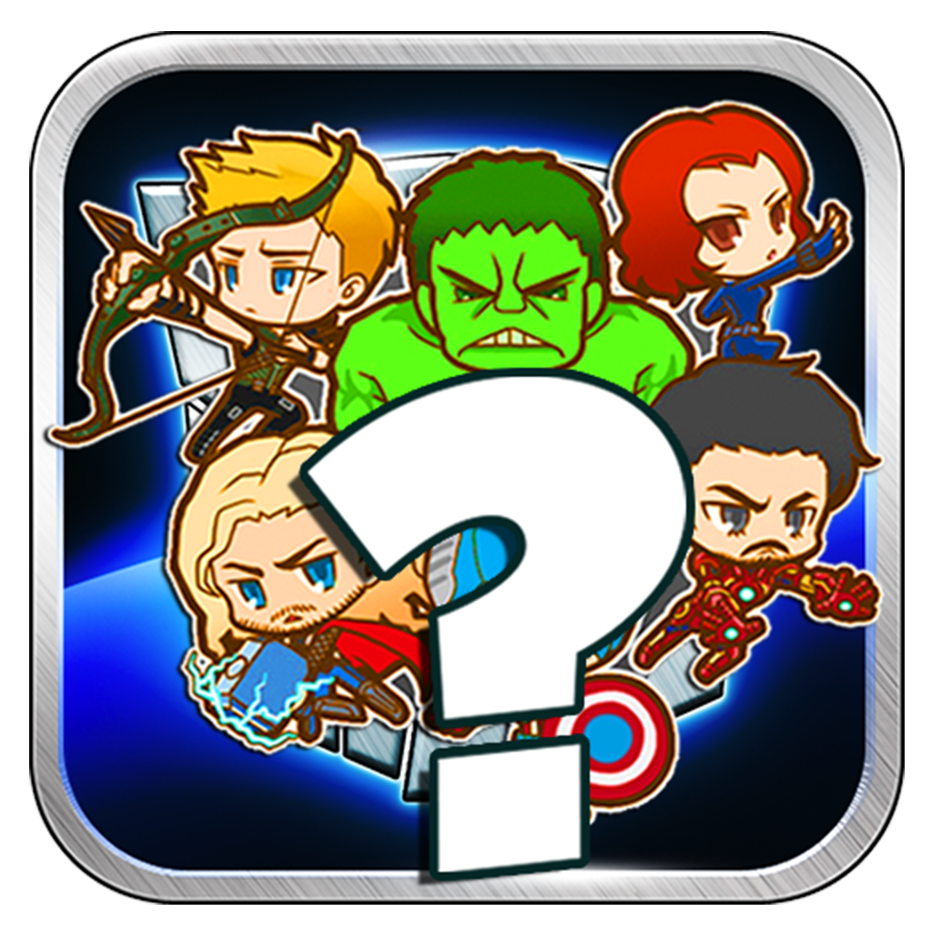Matching Hero Kids Game For Avengers Edition