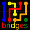 Big Duck Games LLC - Flow Free: Bridges  artwork