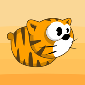 Tripping Tiger - Flappy Adventure