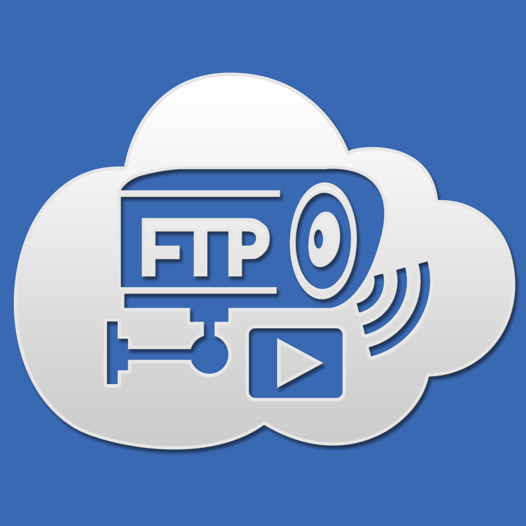 CameraFTP Viewer (Cloud Based IP Security Camera Monitoring Service)