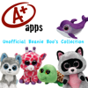 A+ Apps - Collectors List - for Beanie Boo's  artwork