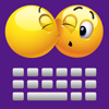 CLIPish Emoji Keyboard - Add Millions of Animations, Emojis, Emoticons, Clip Art, 3D GIFs and Animated GIF Icons to your