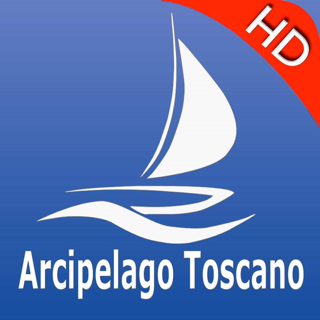 Arcipelago Toscano GPS Nautical charts pro