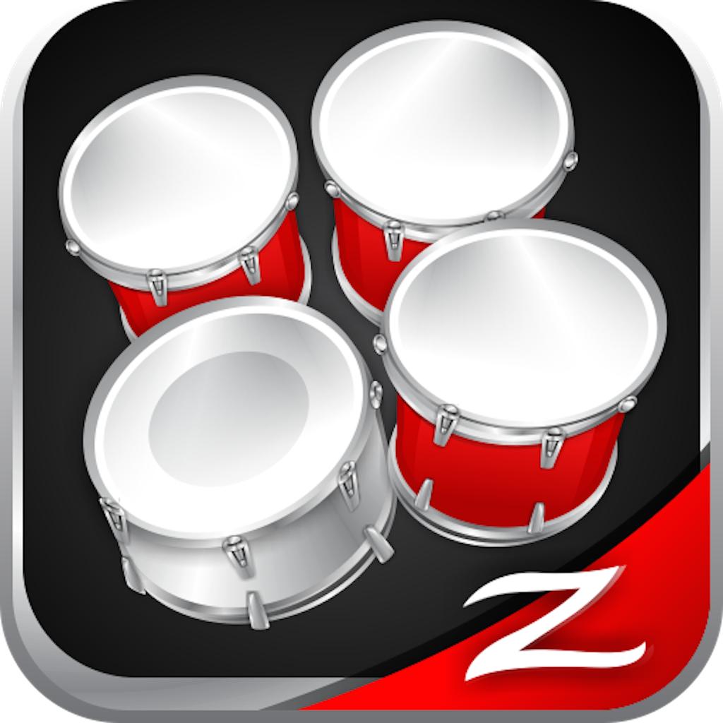 架子鼓专业版:Z-Drums Pro