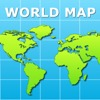 World Map for iPad for iPad