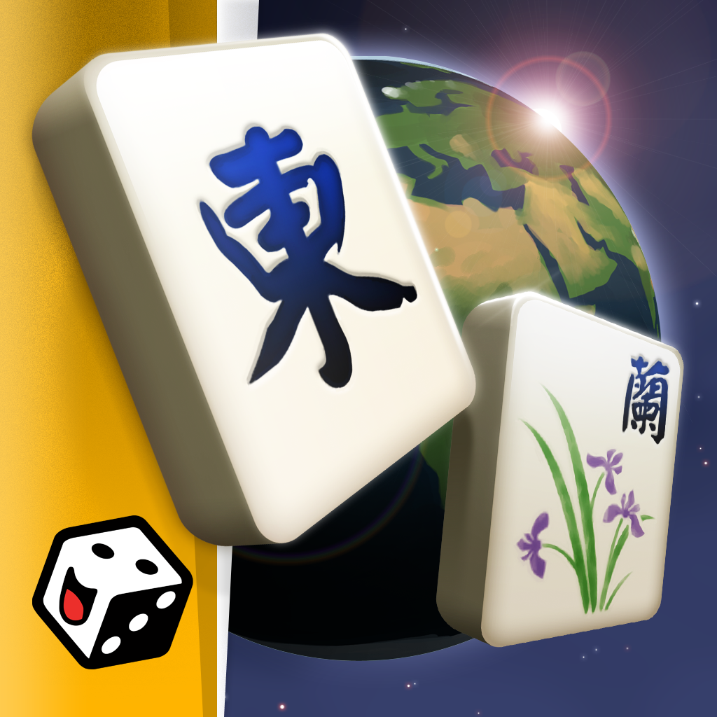 Mahjong вокруг света altın (Mahjong Around The World Gold)