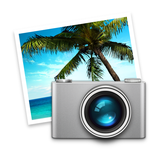 iPhoto Mac OS X
