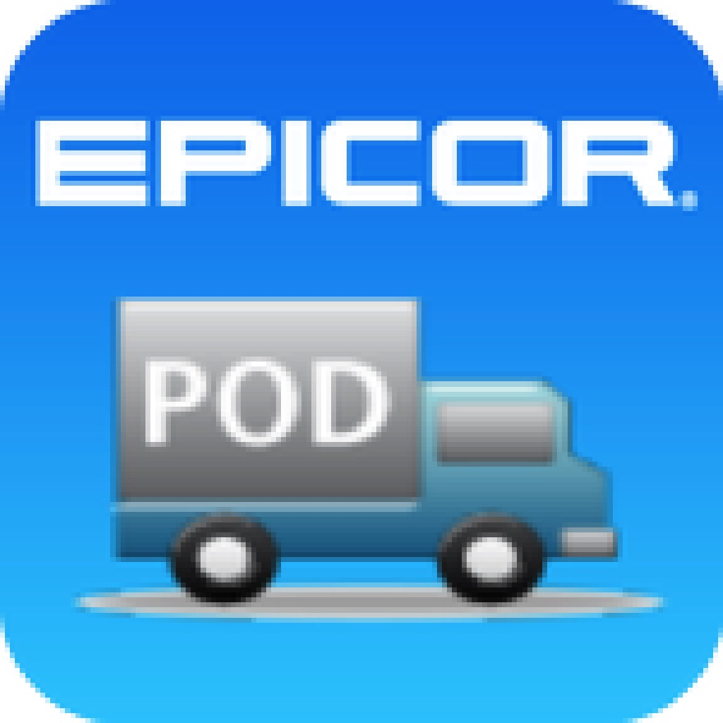 Epicor Proof Of Delivery
