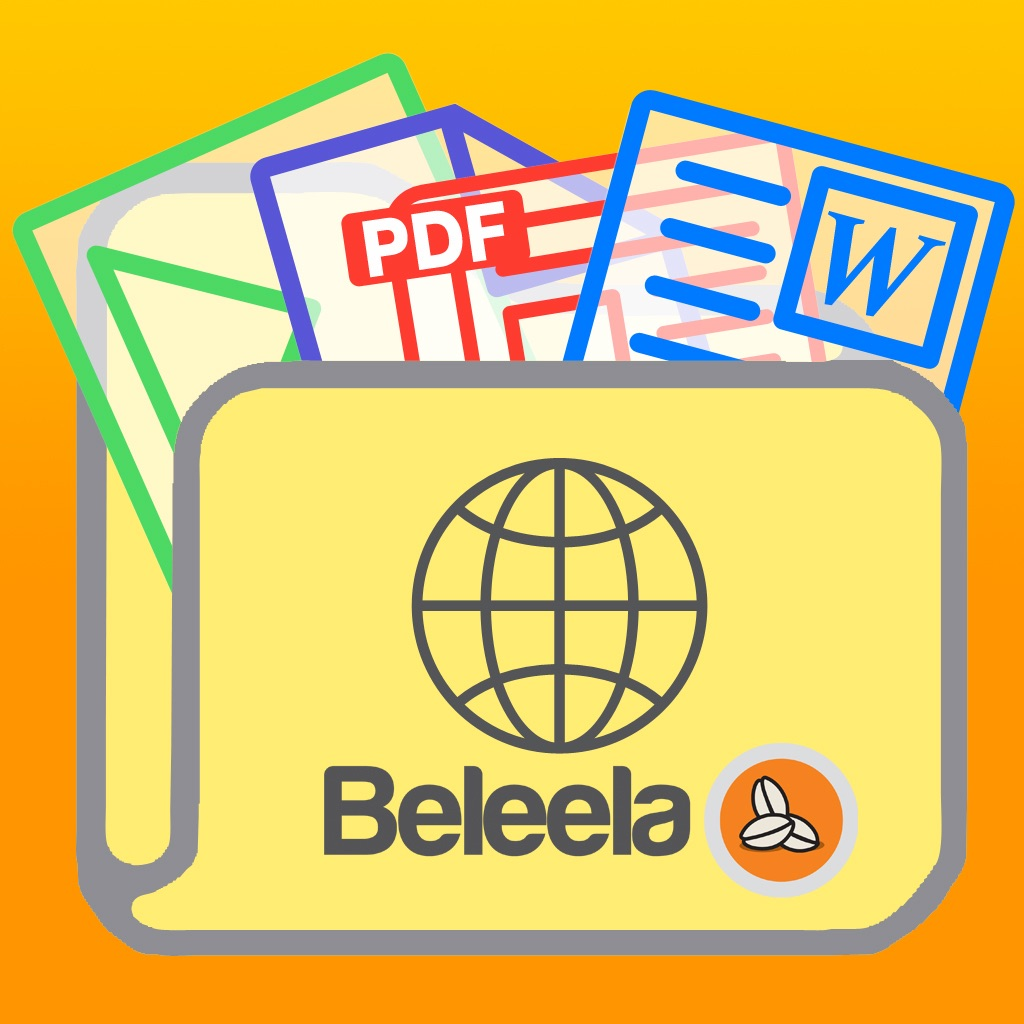 iFile Browser & Download Manager for file management, document reader & cloud storage