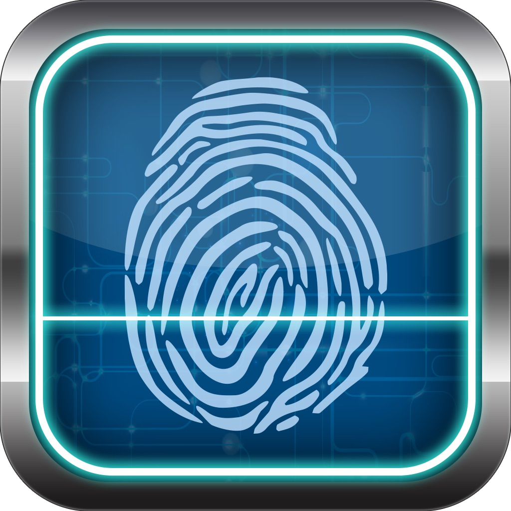 Finger-Print Camera Security with Touch ID