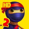 Crazylion Studios Limited - Buddyman: Ninja Kick 2 HD  artwork