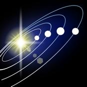 太阳系模型 Solar Walk for Mac - 3D Solar System model