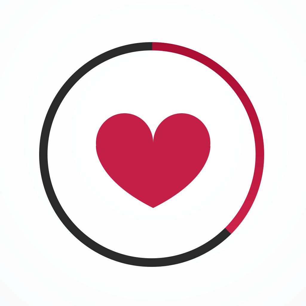 Runtastic Heart Rate 心拍計で健康管理