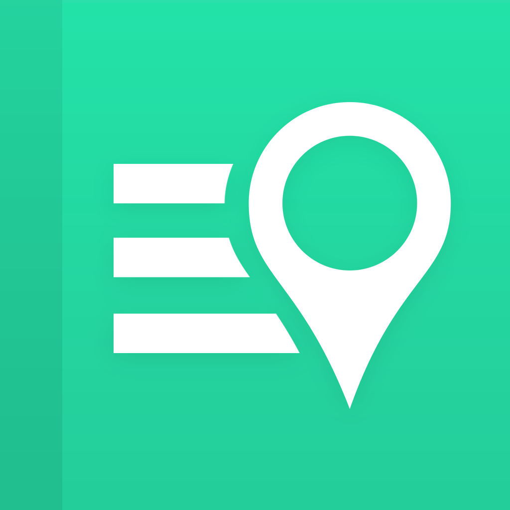 IdeaPlaces for Evernote&Dropbox - Notes, photos & places on the map