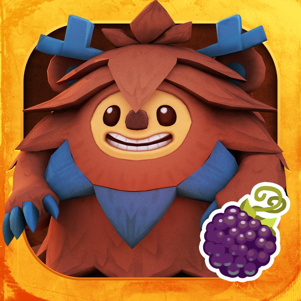 Bramble Berry Tales - The Great Sasquatch