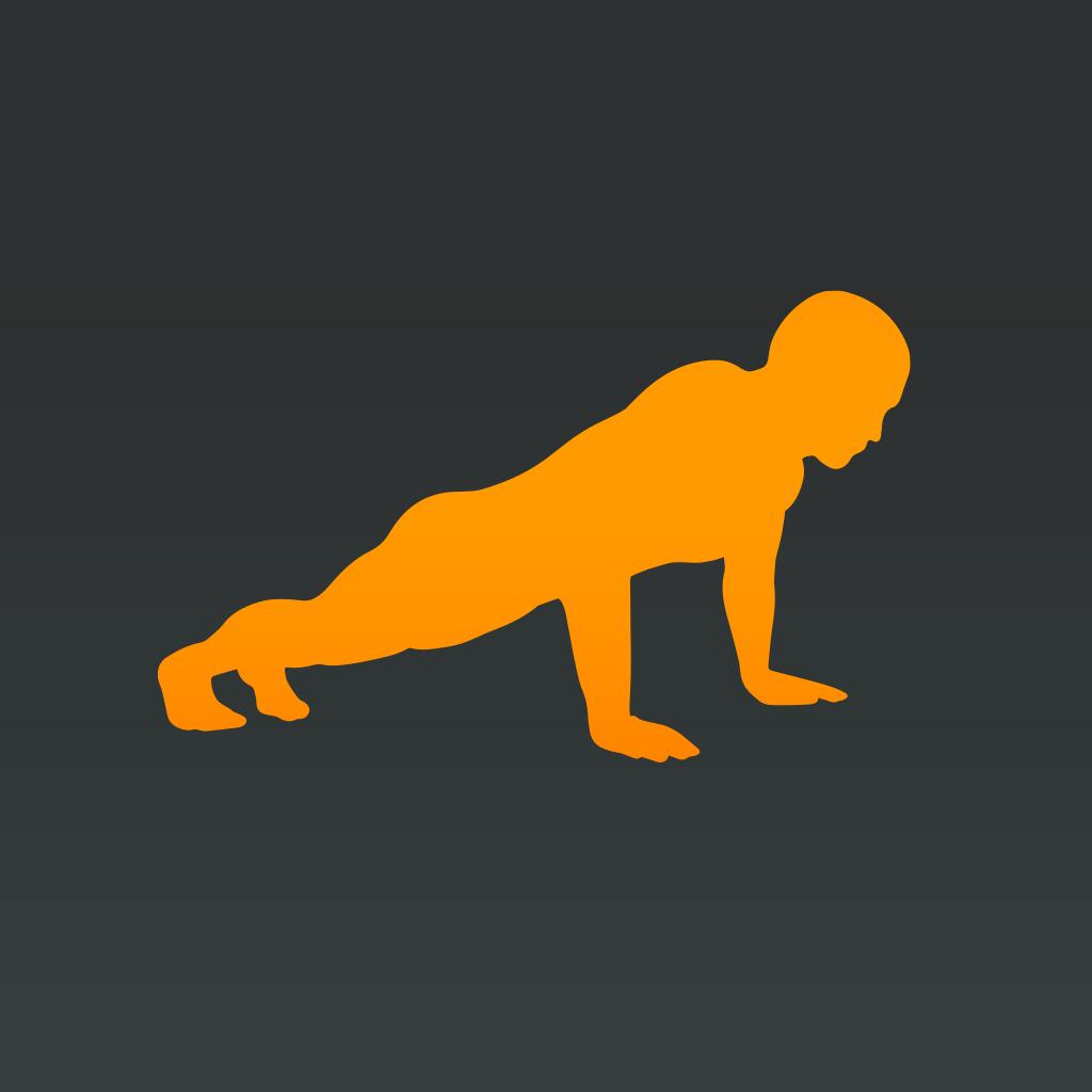 Runtastic Push Ups 腕立て伏せカウント&筋力トレーニングプラン