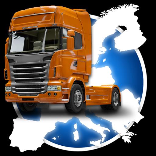 euro truck simulator f r mac im test mac. Black Bedroom Furniture Sets. Home Design Ideas