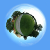 Tiny Planet FX - Globe Photo - Son Hoai Tran