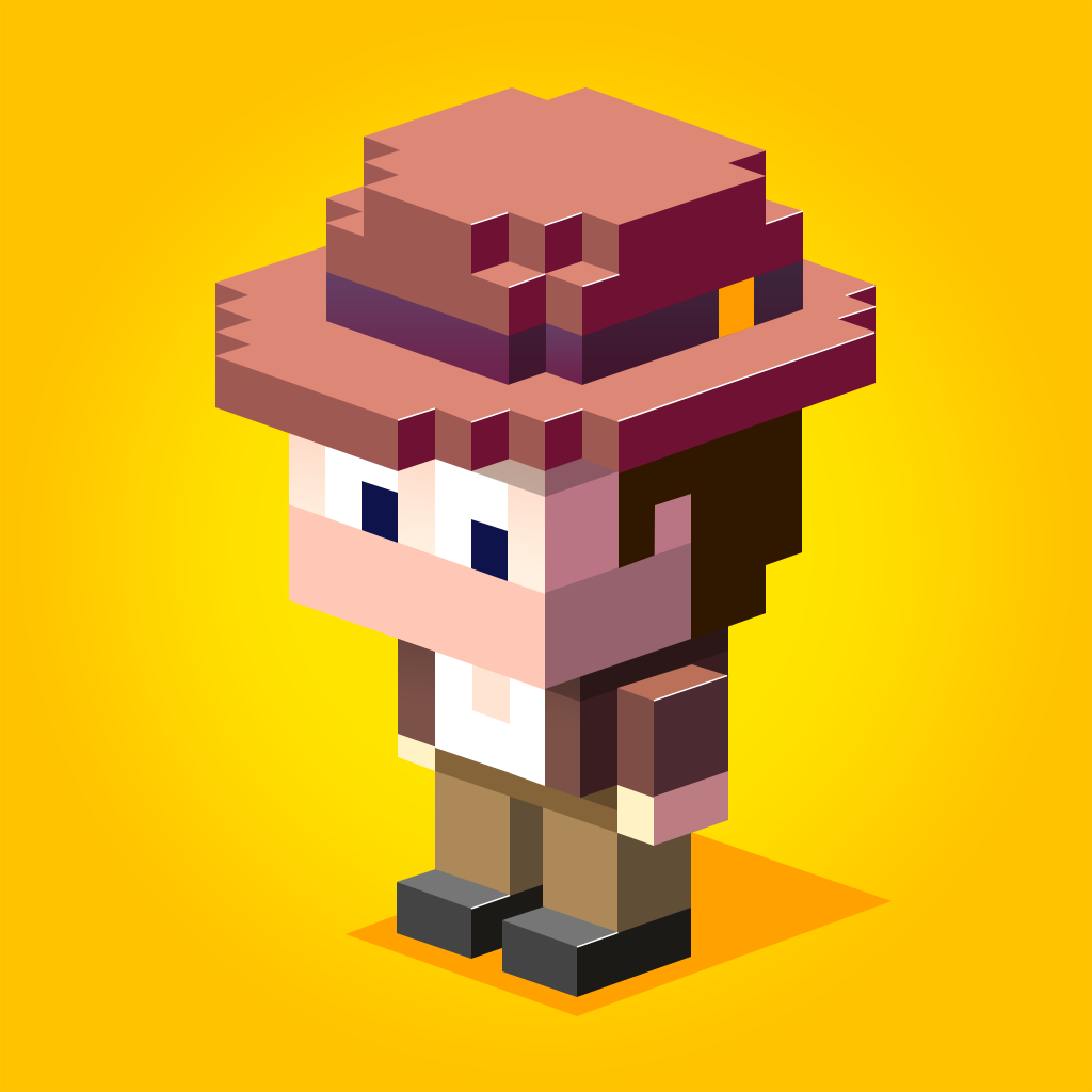 Blocky Raider - Full Fat Productions Ltd