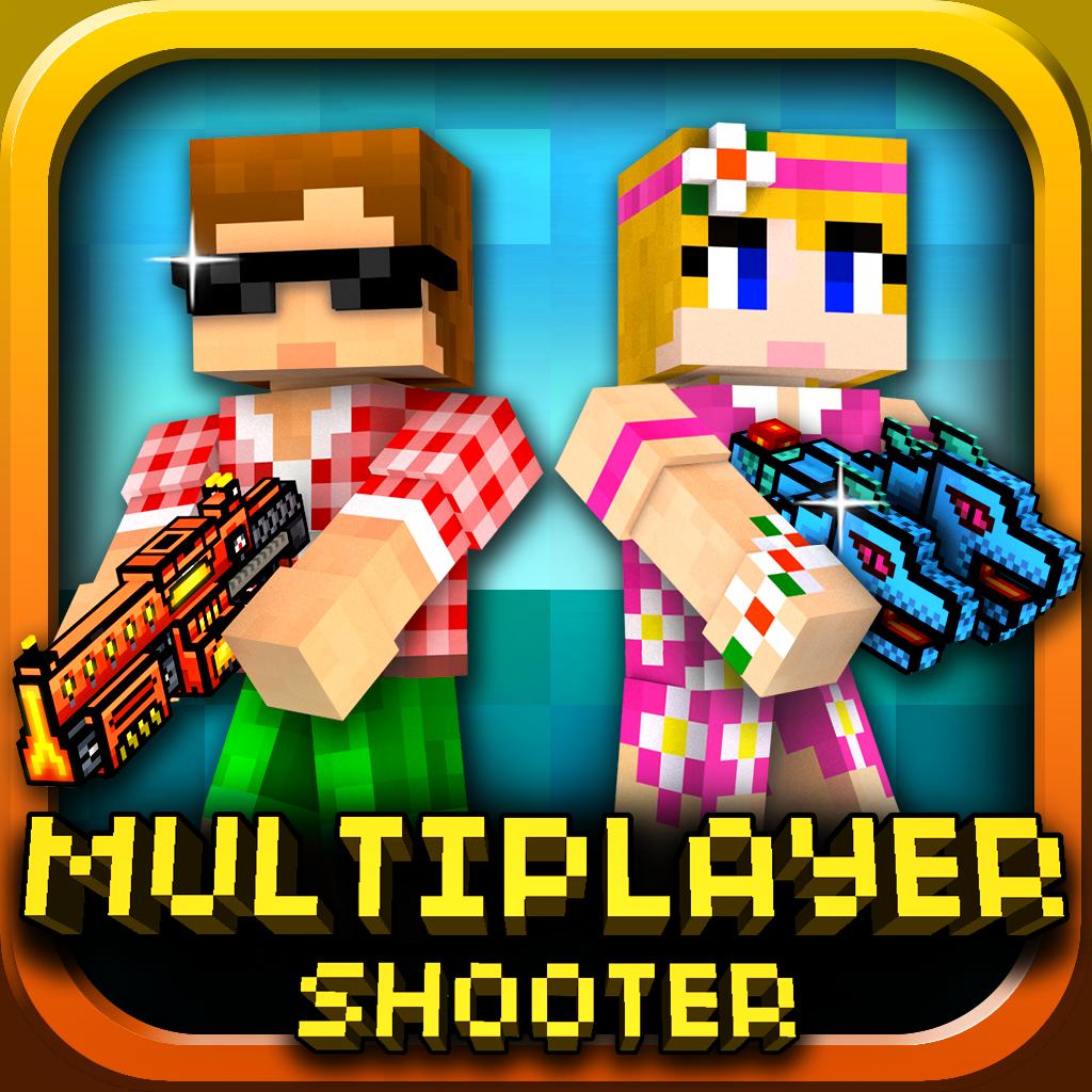 沙盒之战:Pixel Gun 3D