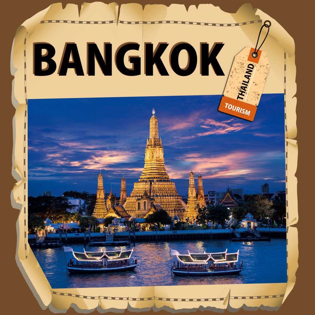 Bangkok City OfflineMap Travel Guide