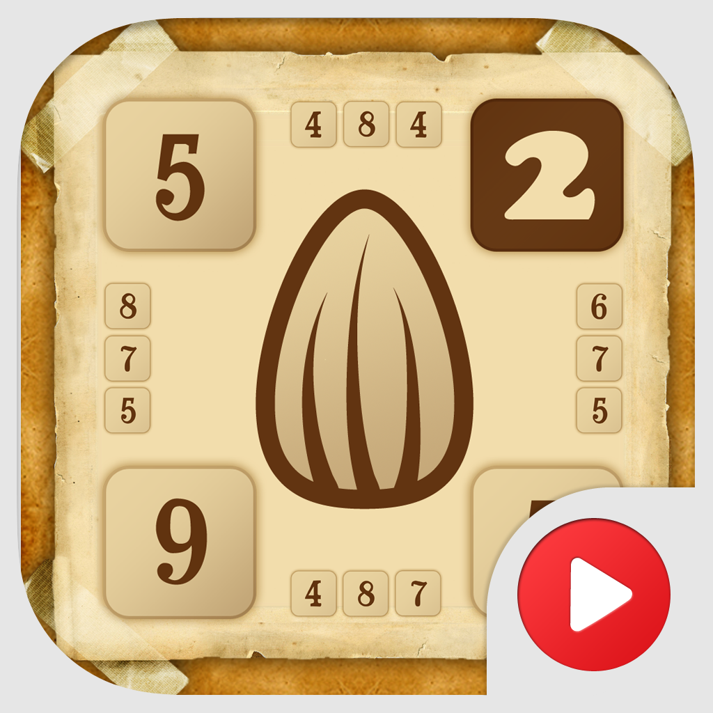 Sunny Seeds 2: Number puzzle