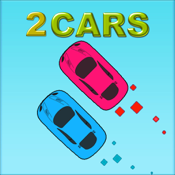 2 Cars Fun Track Switch : Make them run on Circle - Avoid the Squares