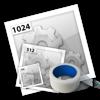 快速创建一个苹果图标图像 Icon Glue for Mac