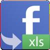 将 Facebook 好友信息导出到 Excel 中 Friends export for Mac