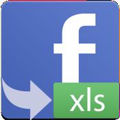 将 Facebook 好友信息导出到 Excel 中 Friends export