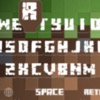 Pixel Keyboard - Minecraft Theme