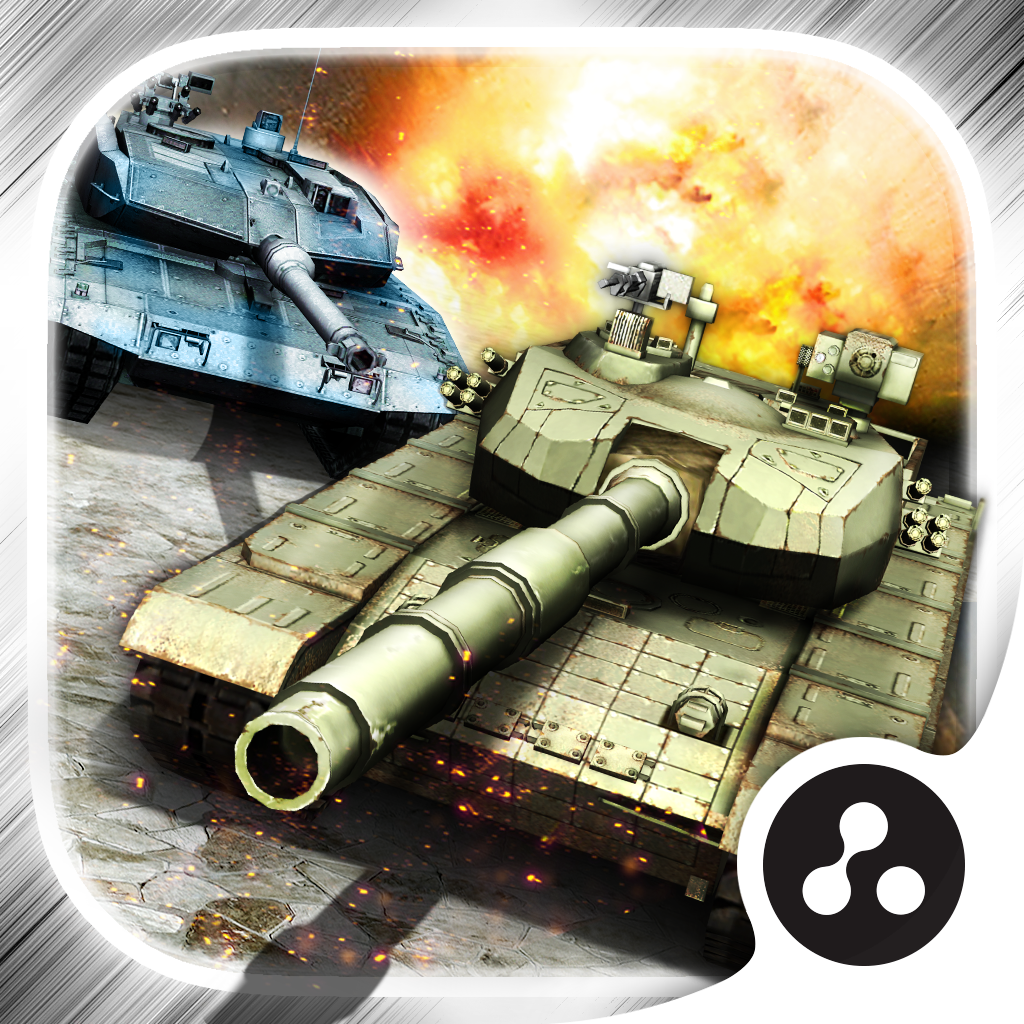 Iron Force Tanks - Chillingo Ltd