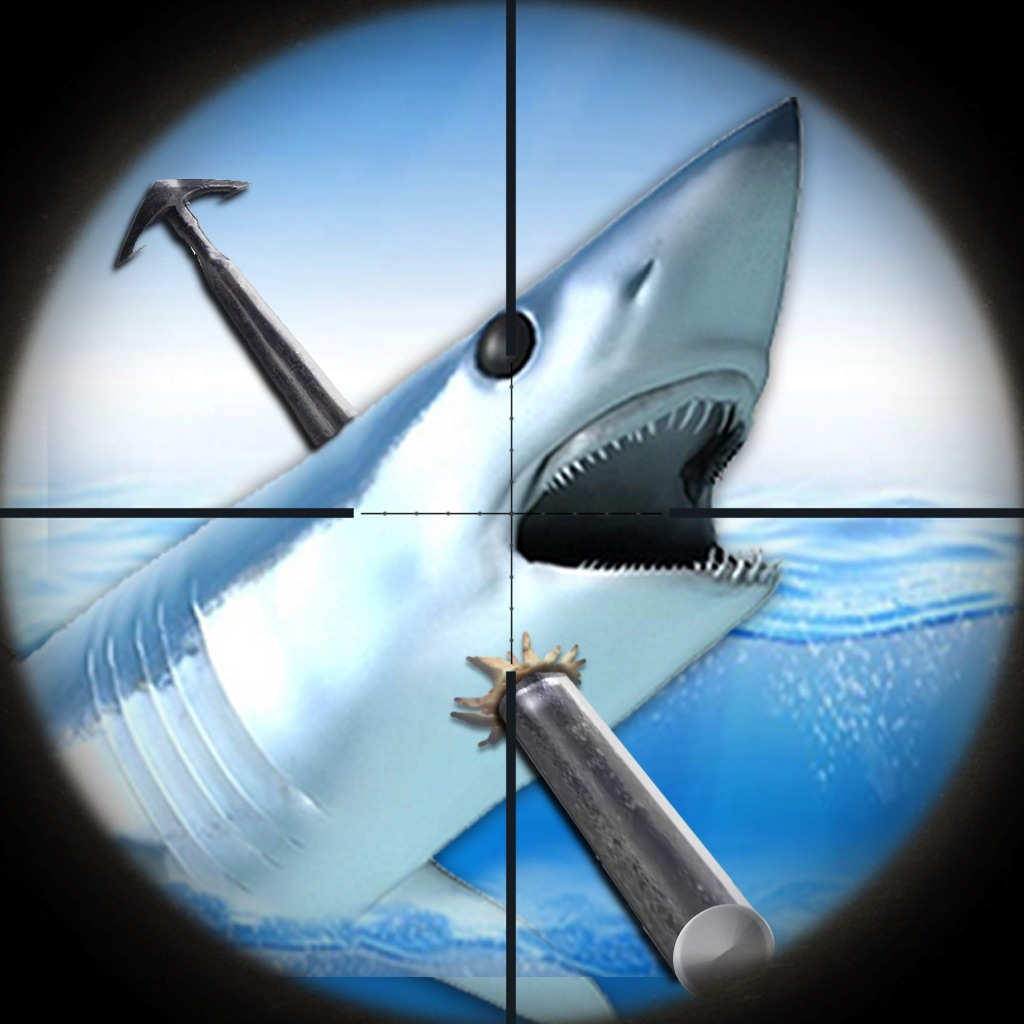 Great White Shark Hunters : Blue Sea Spear-Fishing Adventure FREE