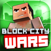 Lora Flora - Block City Wars - Mine Mini Game Edition with skins exporter for minecraft artwork