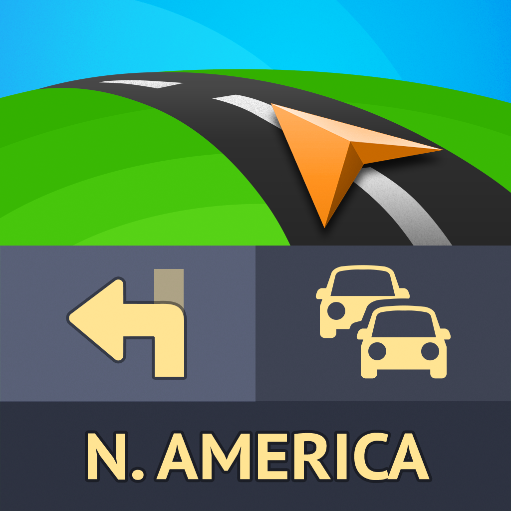 Sygic North America: GPS Navigation - Sygic a. s.