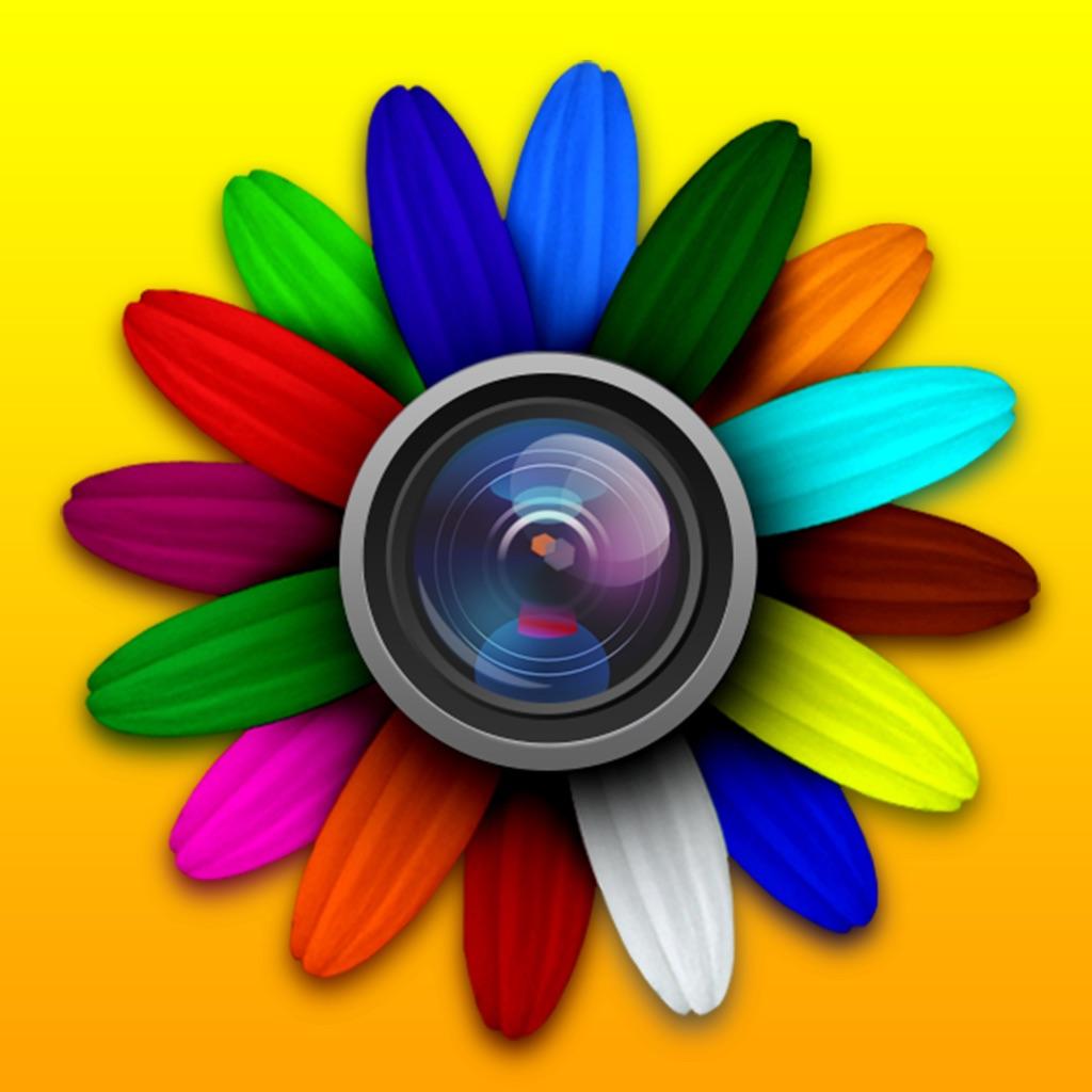 FX Photo Studio - Profi-Effekte & coole Filter, schnelle Kamera & Bildbearbeitung