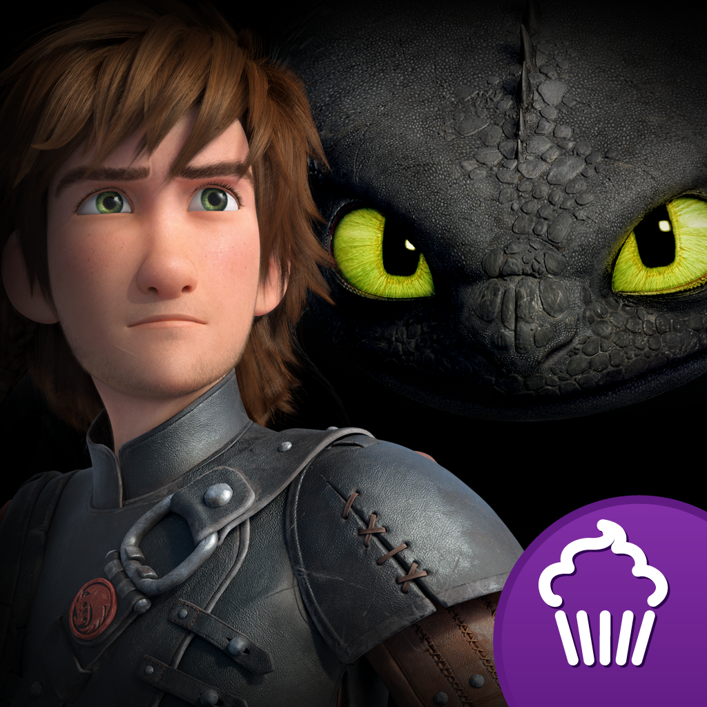 How To Train Your Dragon 2 (Official Storybook App)
