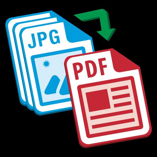 JPG to PDF Lite Mac OS X