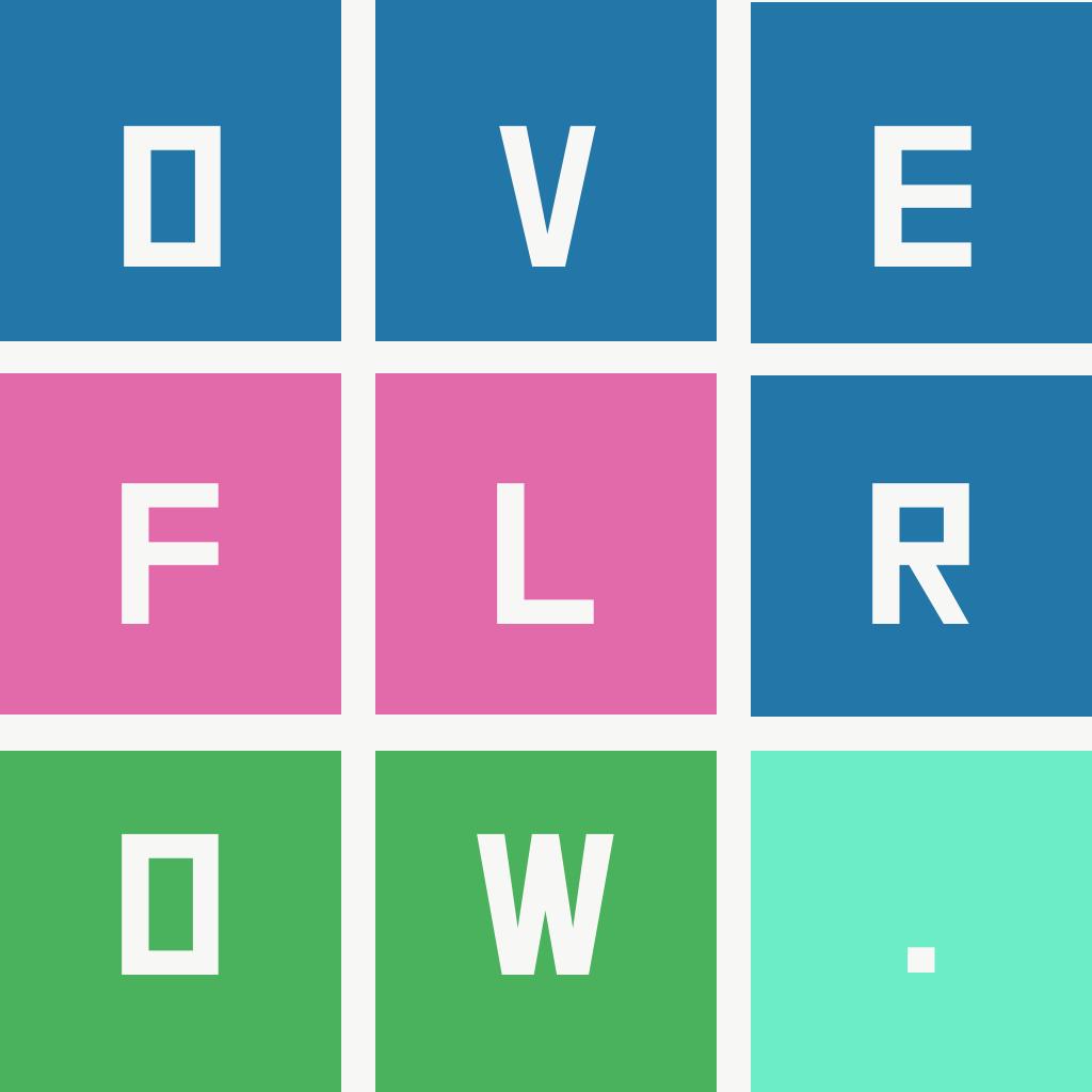 overflow.